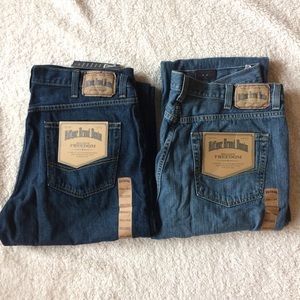 NWT Men's Hilfiger Jeans BUNDLE - 38x34